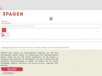 3pagen.at Webseite Vorschau