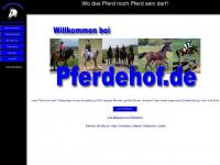 1a-pferde.de Webseite Vorschau
