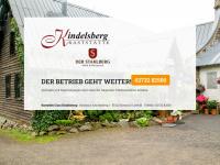 kindelsberg.de Webseite Vorschau