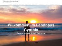 landhaus-cynthia.de