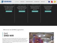 gehring-lagertechnik.de