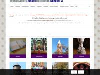 kirche-werden.de Webseite Vorschau