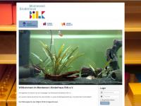 kinderhaus-bilk.de Webseite Vorschau