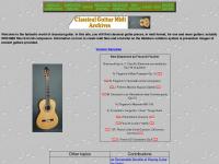 classicalguitarmidi.com