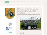 trommler-pfeifercorps-kinzweiler.de