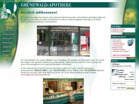 gruenewald-apotheke.de