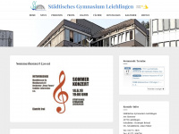 gymnasium-leichlingen.de
