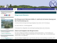 Buergerverein.haemmern.de