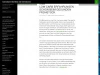 aminosaeure.biz Webseite Vorschau