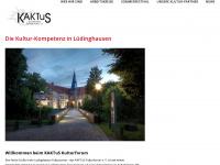 kaktus-kulturforum.de