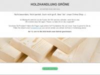 holzhandlung-groene.de