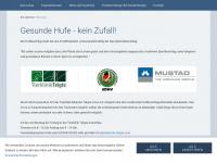 hufbeschlag-lukas.de Thumbnail