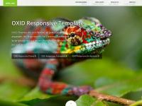zoks.net Webseite Vorschau