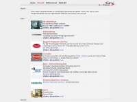 2ndface-muenster.de Webseite Vorschau