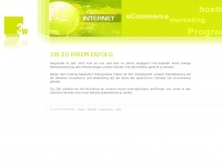3w-systems.de Webseite Vorschau
