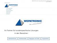 wepatronic.de