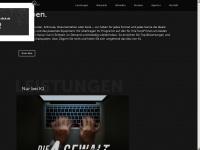 k1-agentur.de Webseite Vorschau