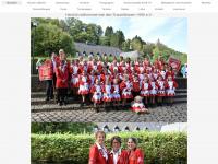 traumtaenzer1995.de Webseite Vorschau