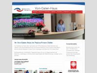 kvg-oelde.de Webseite Vorschau