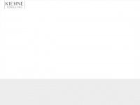 kiehne-consulting.de Webseite Vorschau