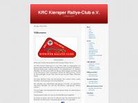 kiersper-rallye-club.de Webseite Vorschau