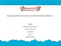 kigaironsdorf.de Webseite Vorschau