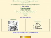 kirchengemeinde-lahde.de Thumbnail