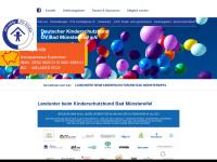 kinderschutzbund-badmuenstereifel.de