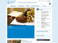 kirche-wald.de Webseite Vorschau