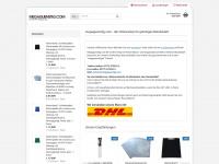 megaguenstig.com Webseite Vorschau