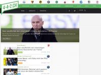 4-4-2.com Webseite Vorschau