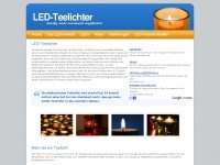led-teelicht.de