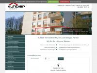 kuhbier-immobilien.de Webseite Vorschau