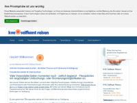 kve-selfkant-reisen.de Webseite Vorschau