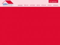 loehr-bedachungen.de Webseite Vorschau