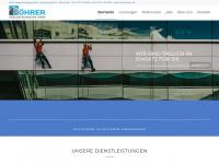 loehrer.biz Webseite Vorschau