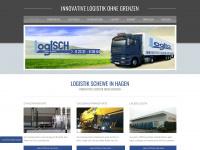 logistik-schewe.de Webseite Vorschau
