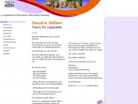 logopaedie-uebach.de Webseite Vorschau
