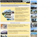 hallenbau-kataloge.de