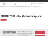 promarketing.de Webseite Vorschau