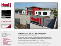 maass-industriebau.de