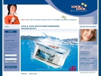 lockandlock.info Webseite Vorschau