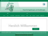 ergopraxi.de Webseite Vorschau