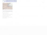 treppenbau-thoben.de Webseite Vorschau