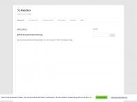 Tambourcorps-helden.de