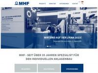 Mhf-gmbh.de