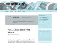 kneipenlesung.de