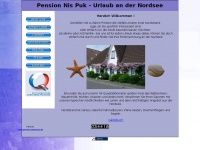 cafenispuk.de Webseite Vorschau