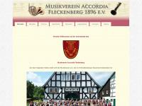 Musikverein-fleckenberg.de