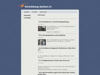 vermietung-aachen.de Webseite Vorschau